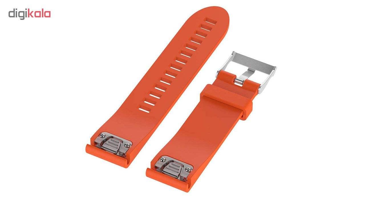 بند ساعت هوشمند مدل f5s مناسب برای گارمین fenix 5s thumb 6