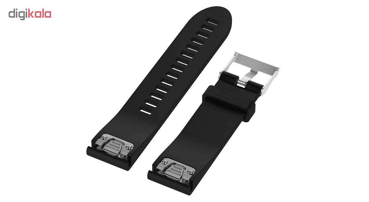 بند ساعت هوشمند مدل f5s مناسب برای گارمین fenix 5s main 1 1