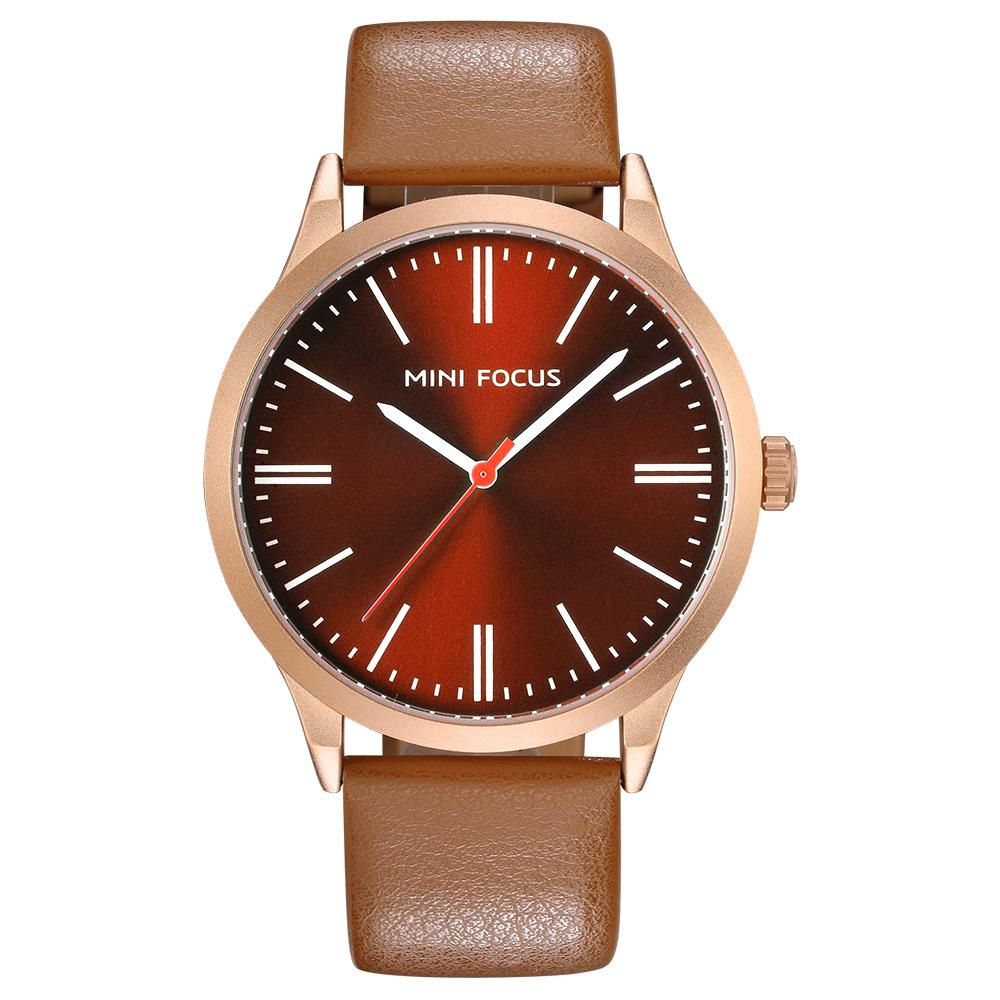 ساعت مچی عقربه ای مردانه مینی فوکوس مدل mf0058g.01
