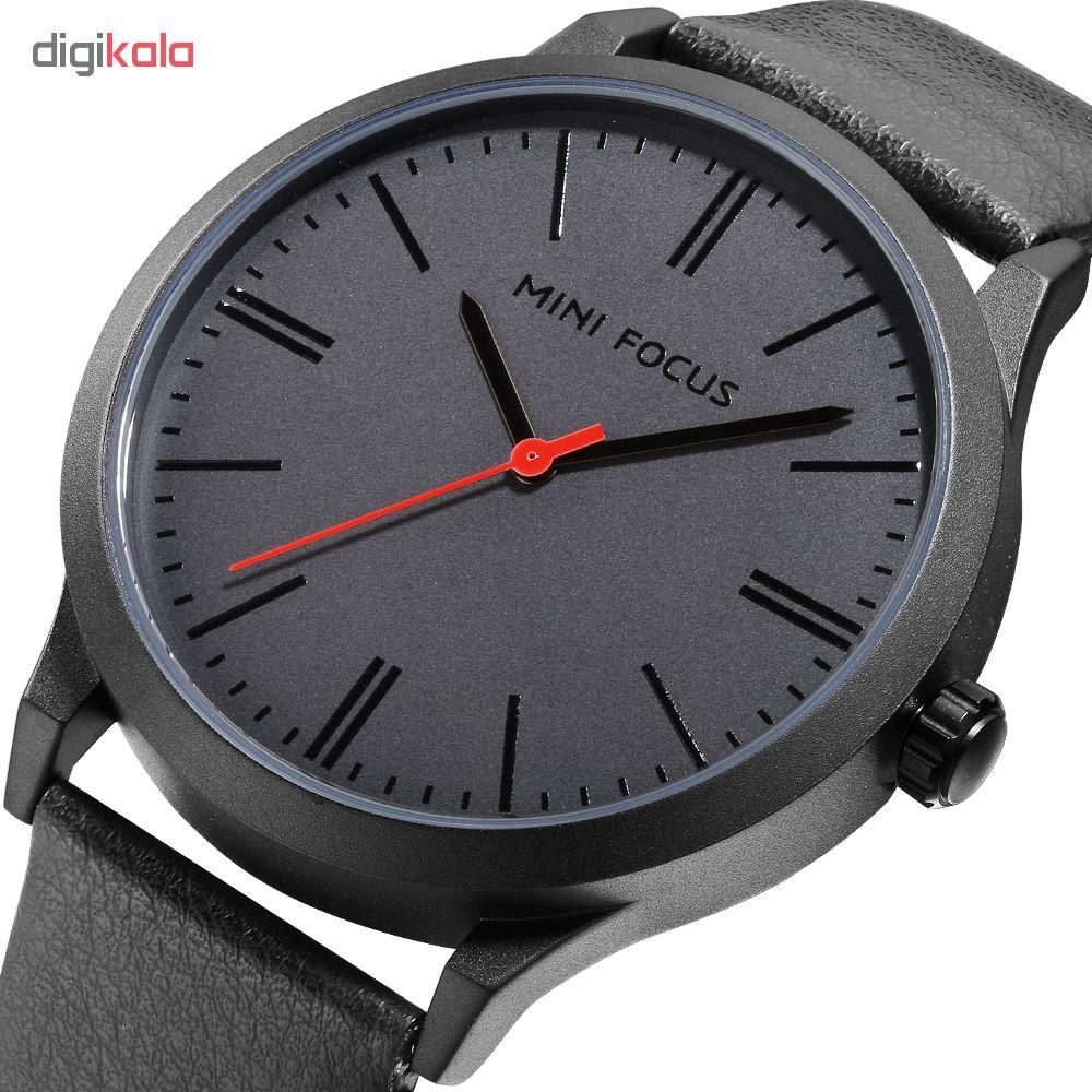 خرید ساعت مچی عقربه ای مردانه مینی فوکوس مدل mf0058g.04