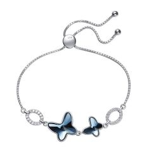 دستبند نقره زنانه کد YB0523-S