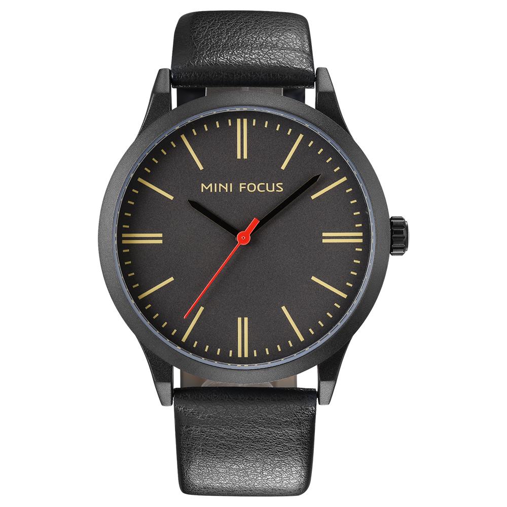 ساعت مچی عقربه ای مردانه مینی فوکوس مدل mf0058g.03 55