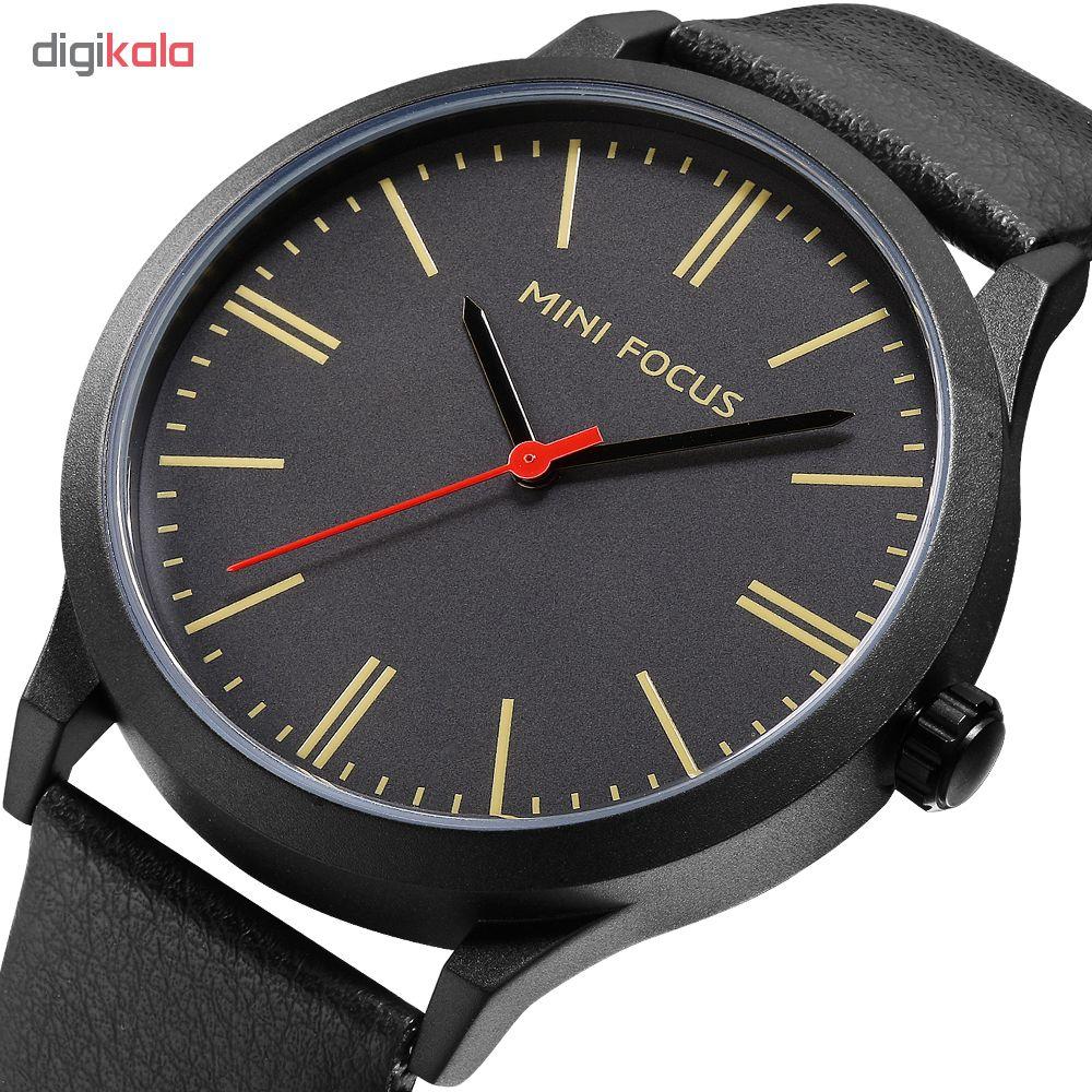 خرید ساعت مچی عقربه ای مردانه مینی فوکوس مدل mf0058g.03