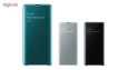 کیف کلاسوری سامسونگ مدل Clear View Standing مناسب برای گوشی موبایل سامسونگ Galaxy S10 Plus thumb 5