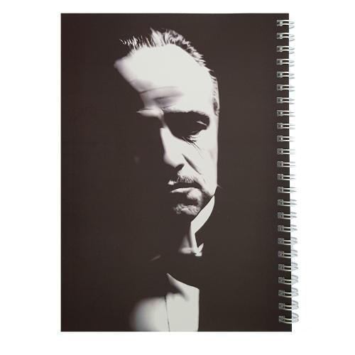 دفتر یادداشت طرح godfather2 مدل BSB-00619