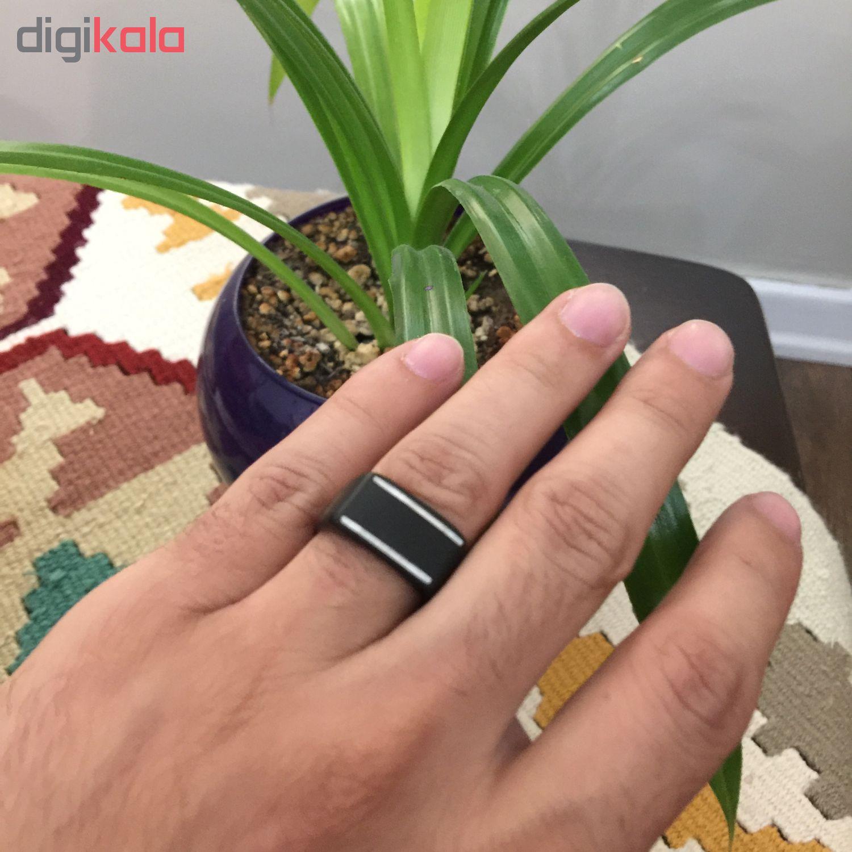 انگشتر مردانه کد 120
