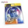 قفل کابلی مناسب لپ تاپ و وسایل الکتریکی مدل GH 2 thumb 3