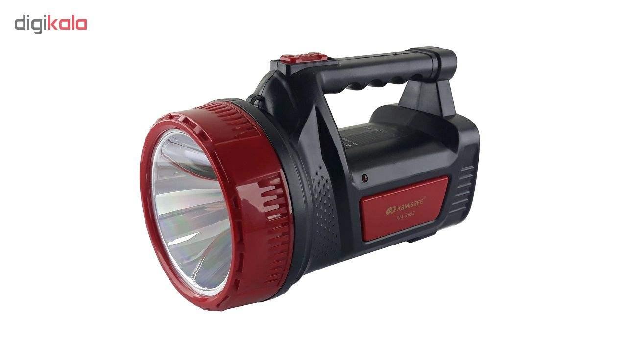 نور افکن دستی کامیسیف مدل KM-2662 main 1 1