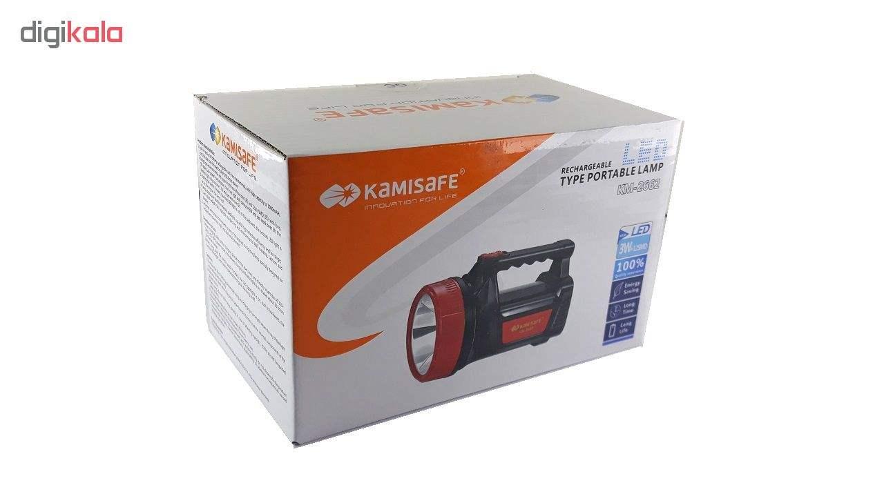 نور افکن دستی کامیسیف مدل KM-2662 main 1 5