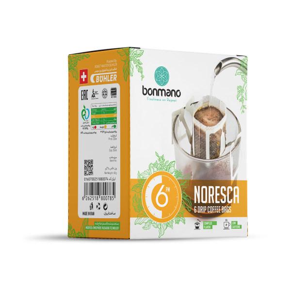 قهوه بن مانو نورسکا کد 06PM