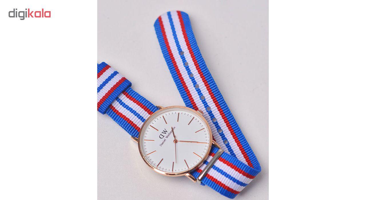 کد تخفیف                                      ساعت مچی عقربه ای مردانه مدل D-CL-W                     غیر اصل