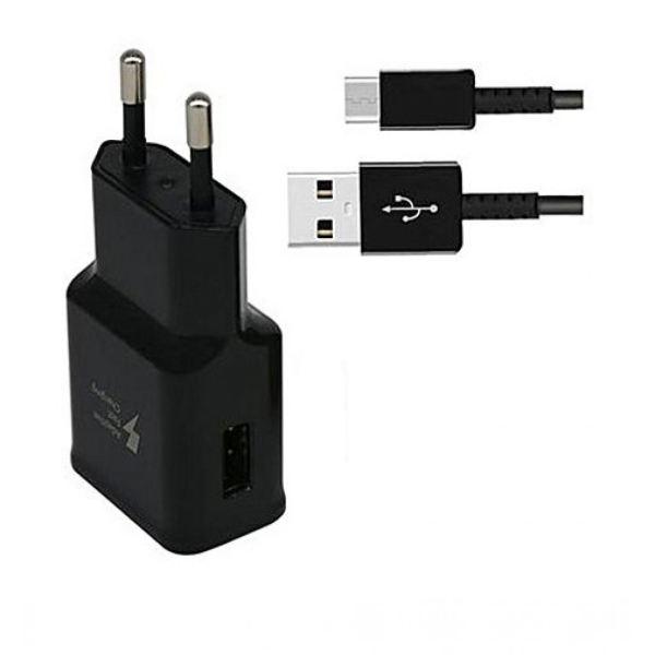 شارژر دیواری مدل TA20EBE به همراه کابل تبدیل USB-C thumb