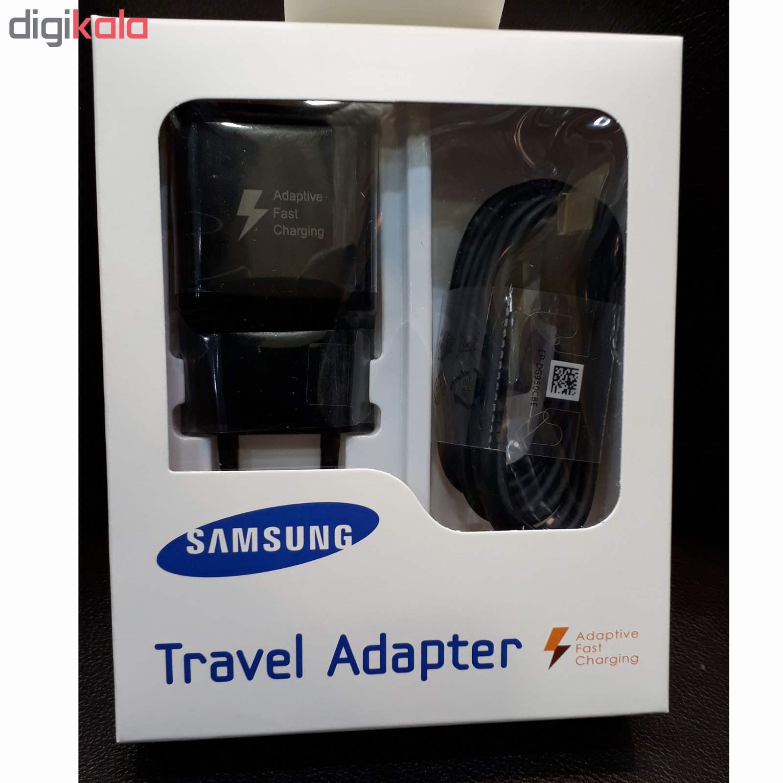 شارژر دیواری مدل TA20EBE به همراه کابل تبدیل USB-C main 1 1