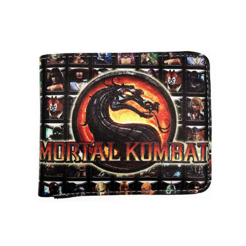 کیف پول بیو ورد مدل Mortal Kombat