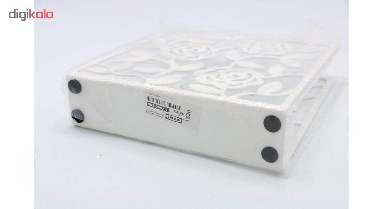 جا دستمالی ایکیا مدل LIKSIDIG 802.099.01 main 1 4