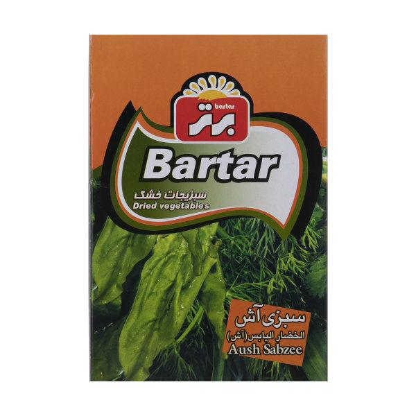سبزی آش خشک برتر مقدار 50 گرم