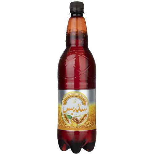 نوشیدنی مالت بدون الکل با طعم آناناس ساندیس حجم 1 لیتر