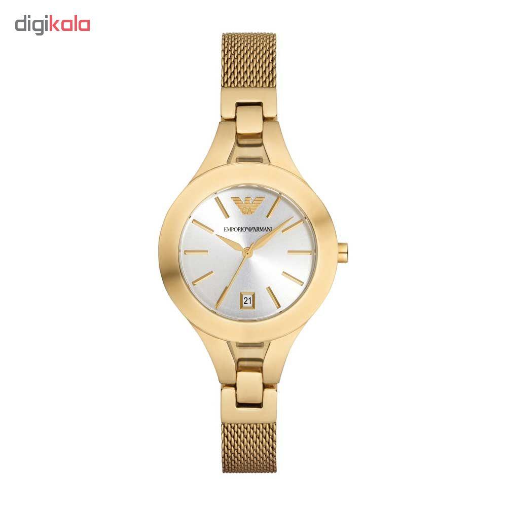 ساعت زنانه برند امپریو آرمانی مدل AR7399