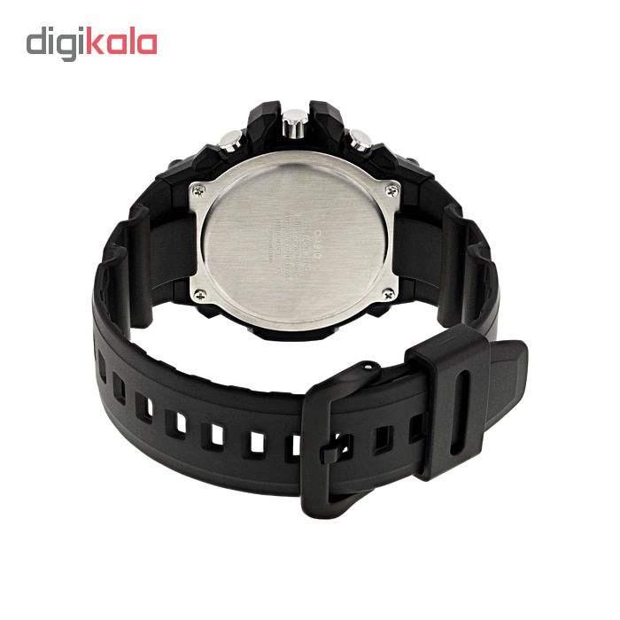 خرید ساعت مچی عقربه ای مردانه کاسیو مدل mcw-110h-1avdf | ساعت مچی