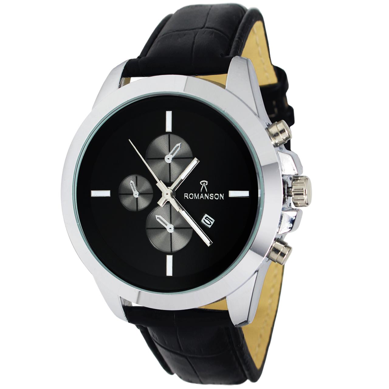 خرید ساعت مچی عقربه ای زنانه مدل Rom-05
