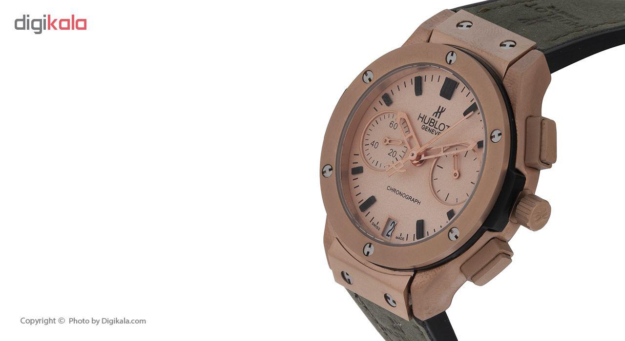 ساعت مچی عقربه ای مردانه مدل AL-4159