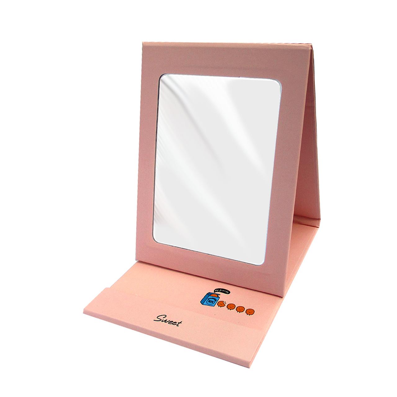 آینه آرایشی سوییت مدل کووکیز فرندز