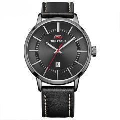 ساعت مچی عقربه ای مردانه مینی فوکوس مدل mf0033g.03