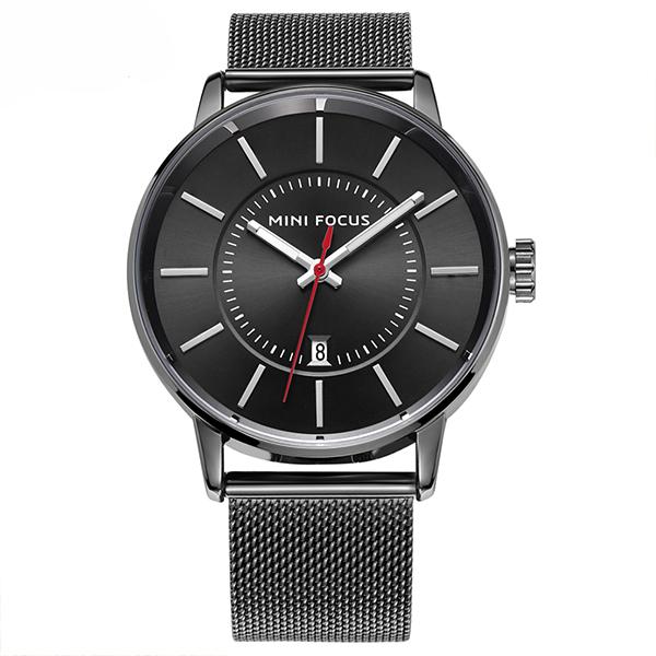 ساعت مچی عقربه ای مردانه مینی فوکوس مدل mf0034g.01