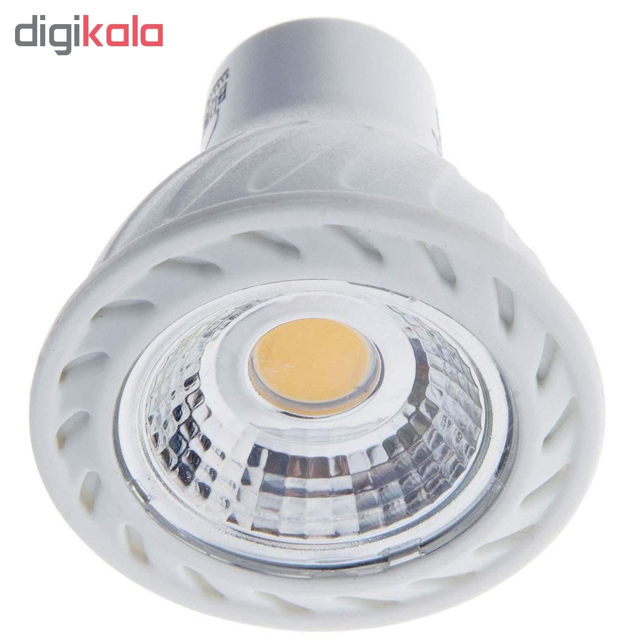 لامپ هالوژن ال ای دی 7 وات مدل HH پایه سوزنی بسته 4 عددی main 1 1