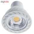 لامپ هالوژن ال ای دی 7 وات مدل HH پایه سوزنی بسته 4 عددی thumb 1