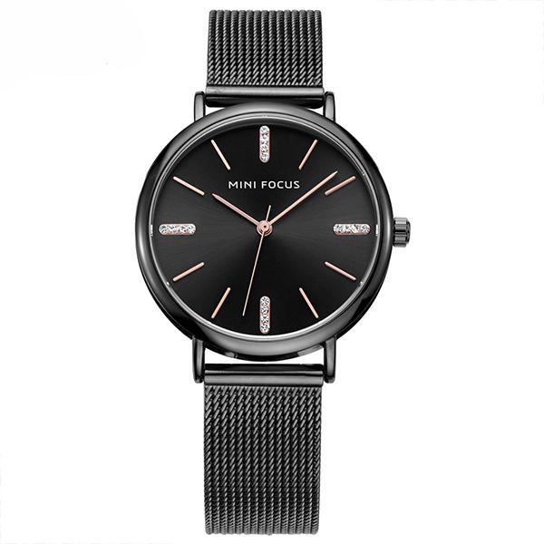 خرید ساعت مچی عقربه ای زنانه مینی فو کوس مدل mf0036l.03