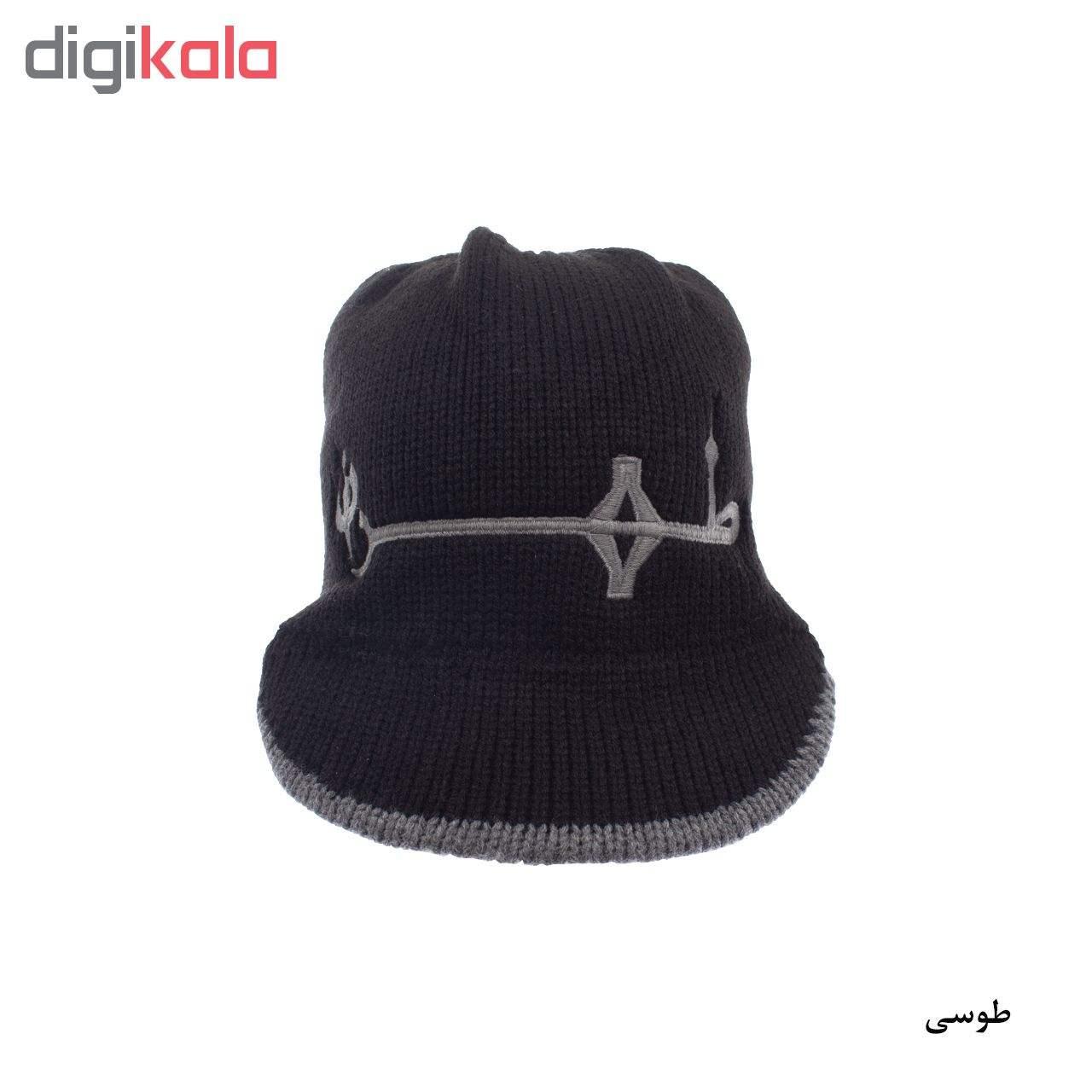 کلاه تارتن مدل 0483 main 1 5