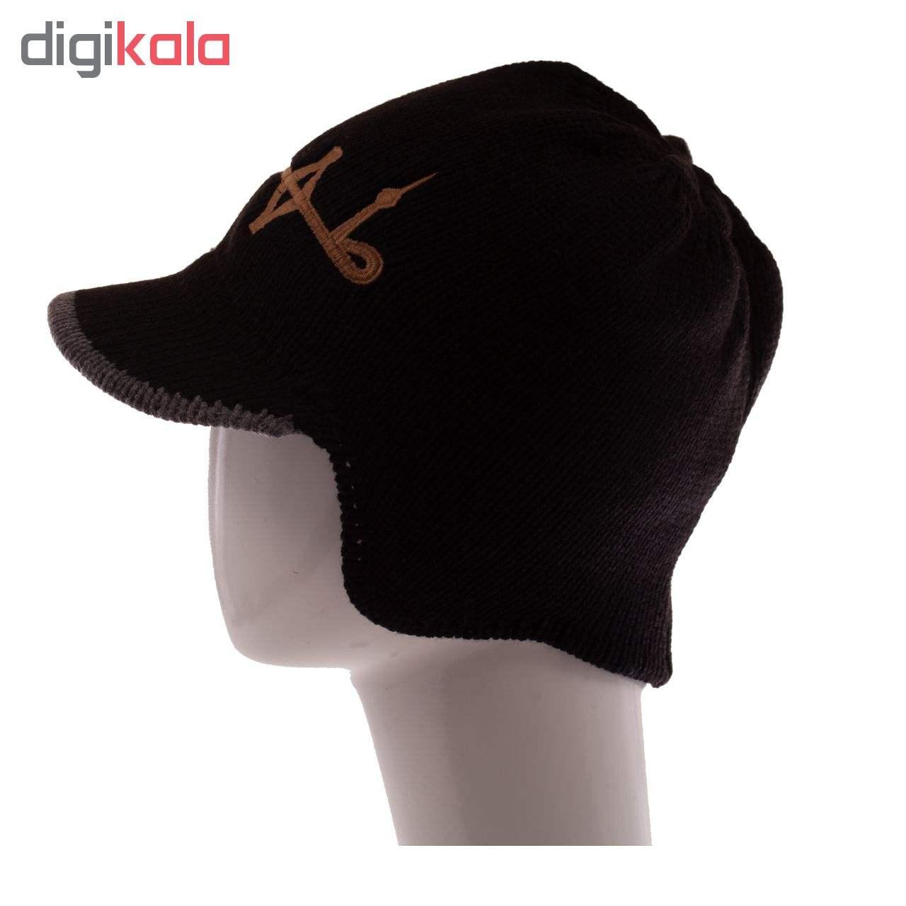 کلاه تارتن مدل 0483 main 1 3
