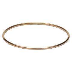 النگو طلا 18 عیار گوی گالری مدل G236