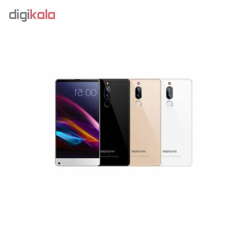 گوشی موبایل هیوندای مدل Seoul Mix دو سیم کارت ظرفیت 32 گیگابایت main 1 3