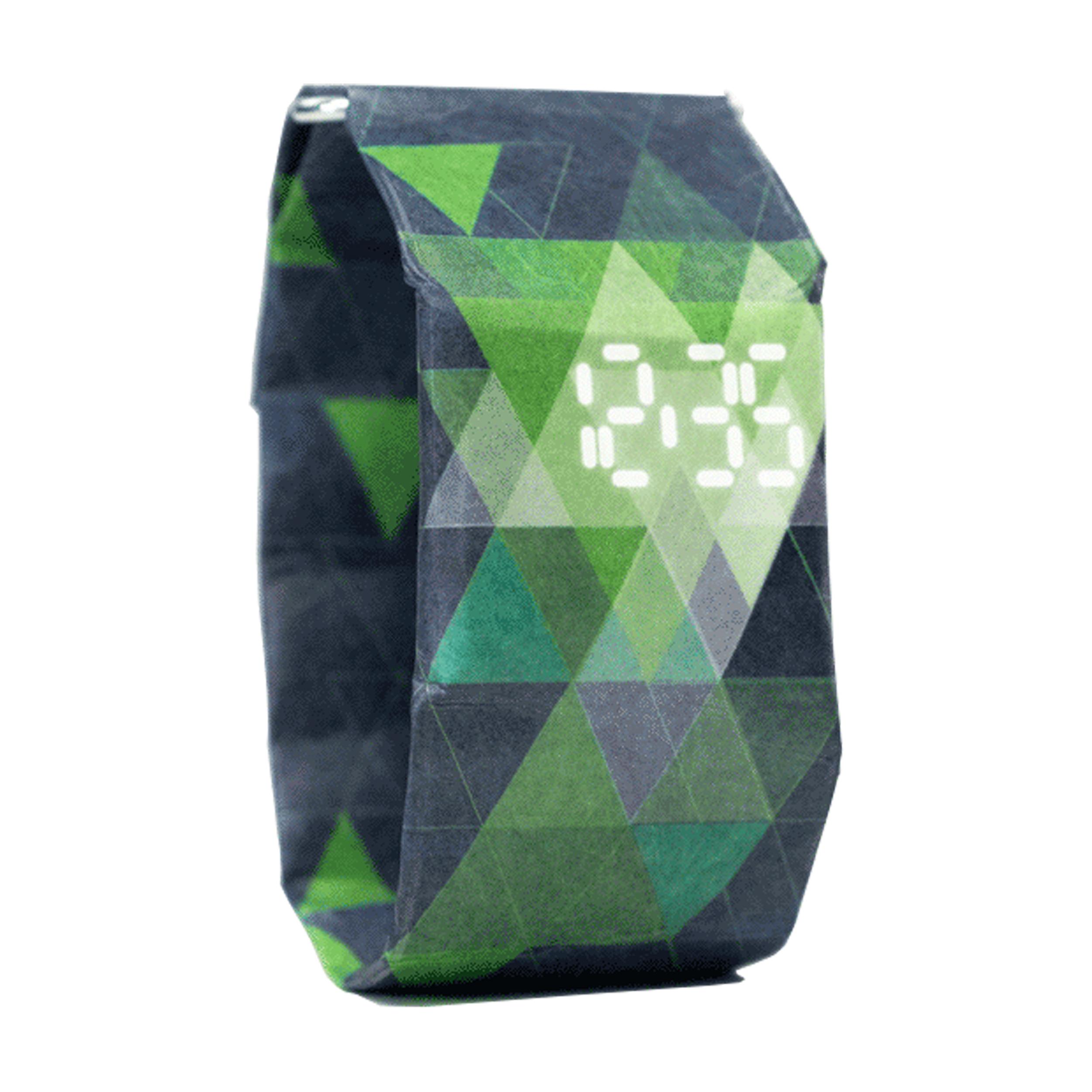 خرید ساعت مچی دیجیتال مردانه مدل Triangle