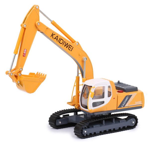 ماشین بازی کایدویی مدل Crawler Excavator 622006