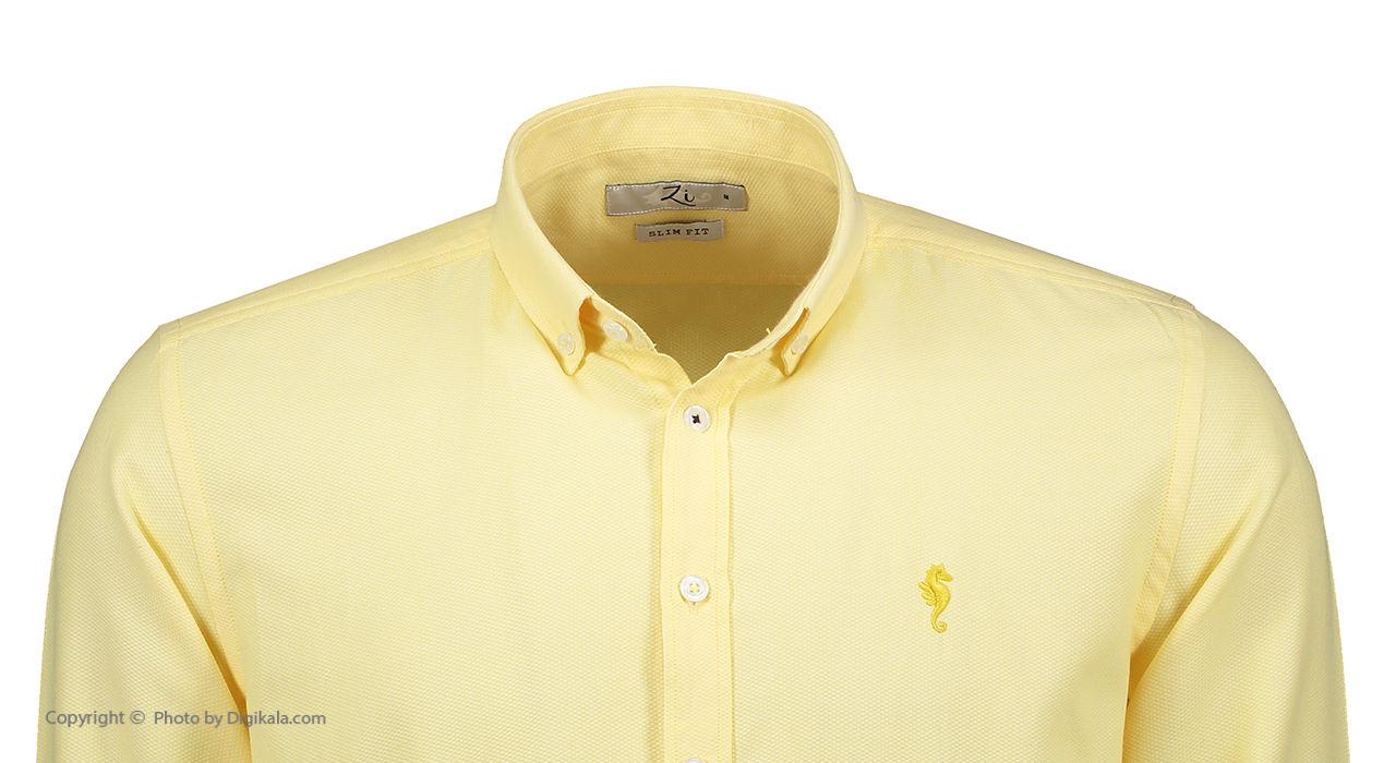 پیراهن مردانه زی مدل 153112924 -  - 5