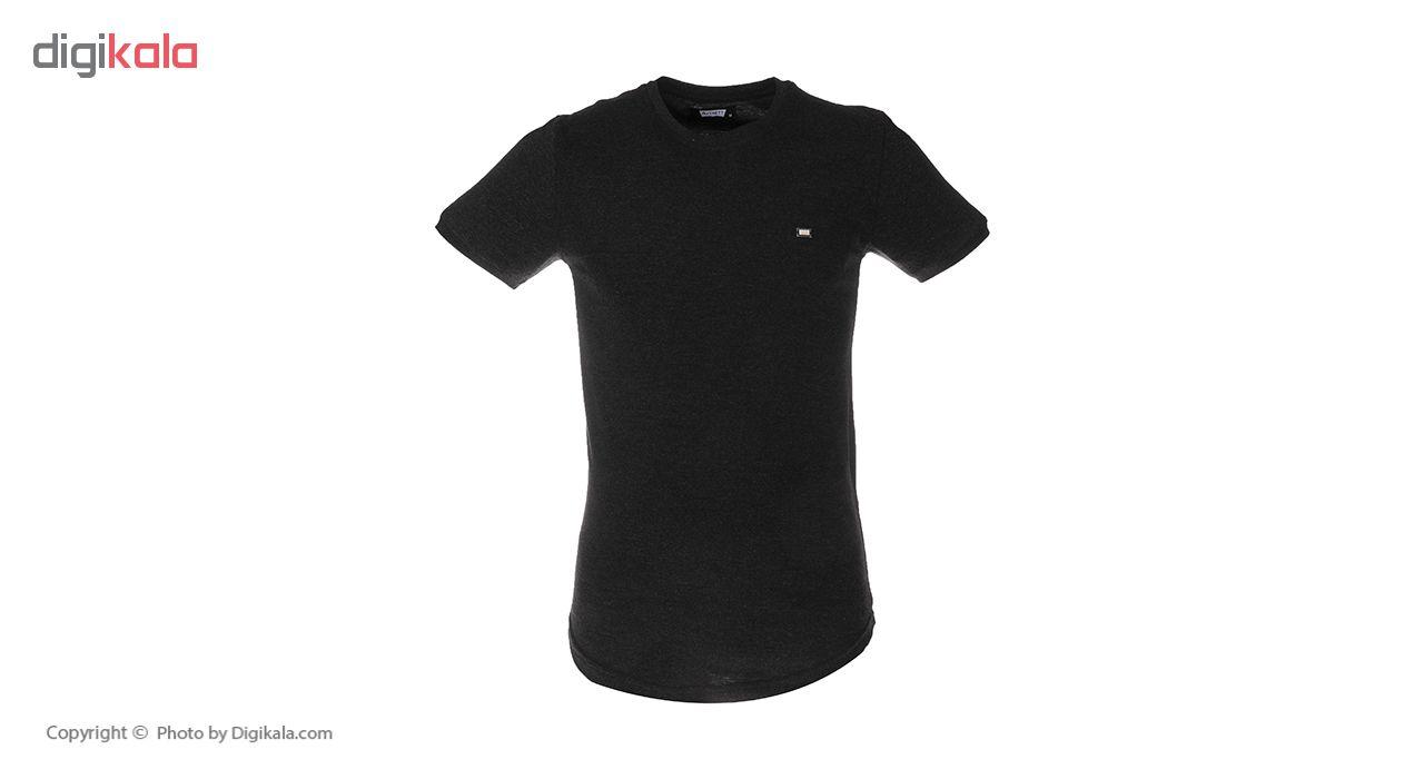 تی شرت آستین کوتاه مردانه بای نت کد 297-1