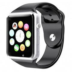ساعت مچی هوشمند مدل 22 -HM-A1 به همراه دستمال مخصوص نانو برند کلیر واچ