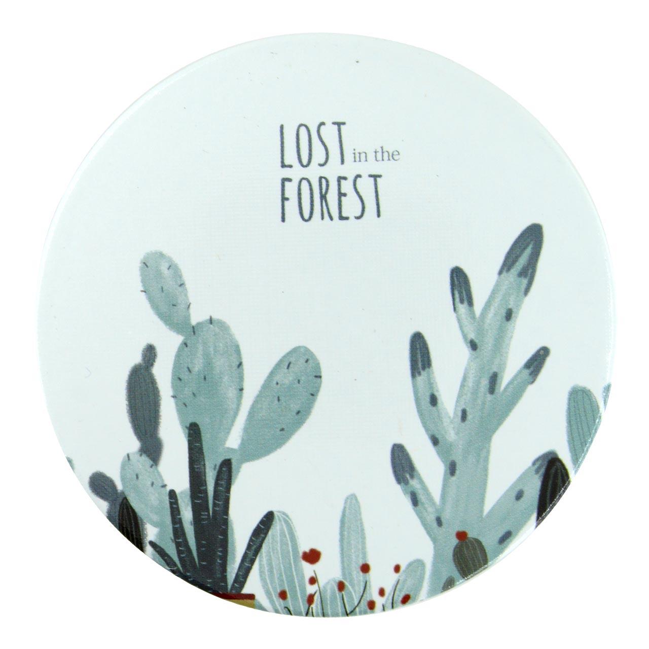 آینه جیبی طرح جنگل 2