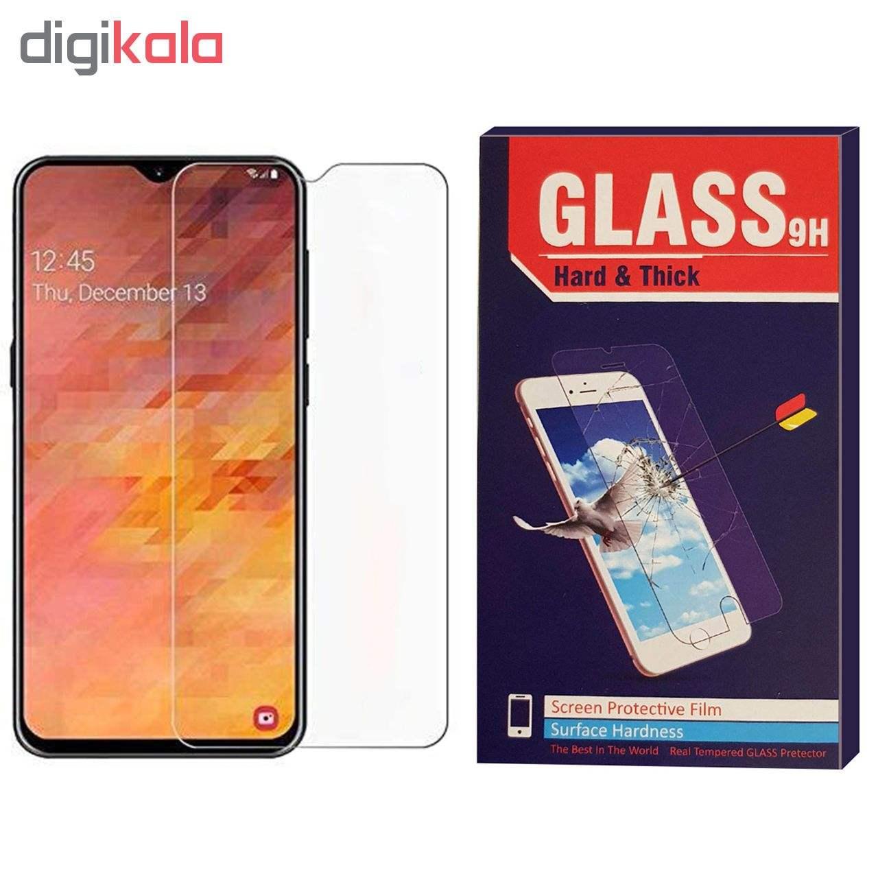 محافظ صفحه نمایش Hard and thick مدل F-001 مناسب برای گوشی موبایل سامسونگ Galaxy M10 main 1 1