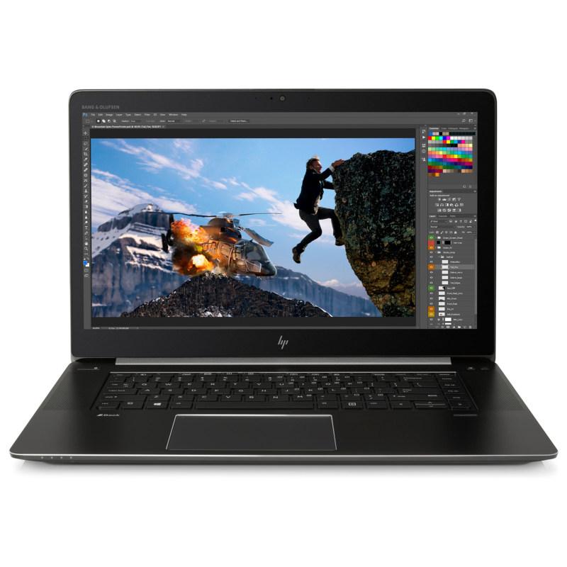 لپ تاپ 15 اینچی اچ پی مدل ZBook 15 Studio G4 - E