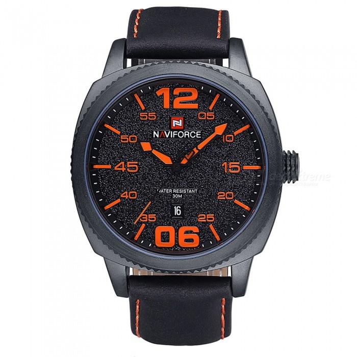 ساعت مچی عقربه ای مردانه نیوی فورس مدل NF9127M / ME - NA