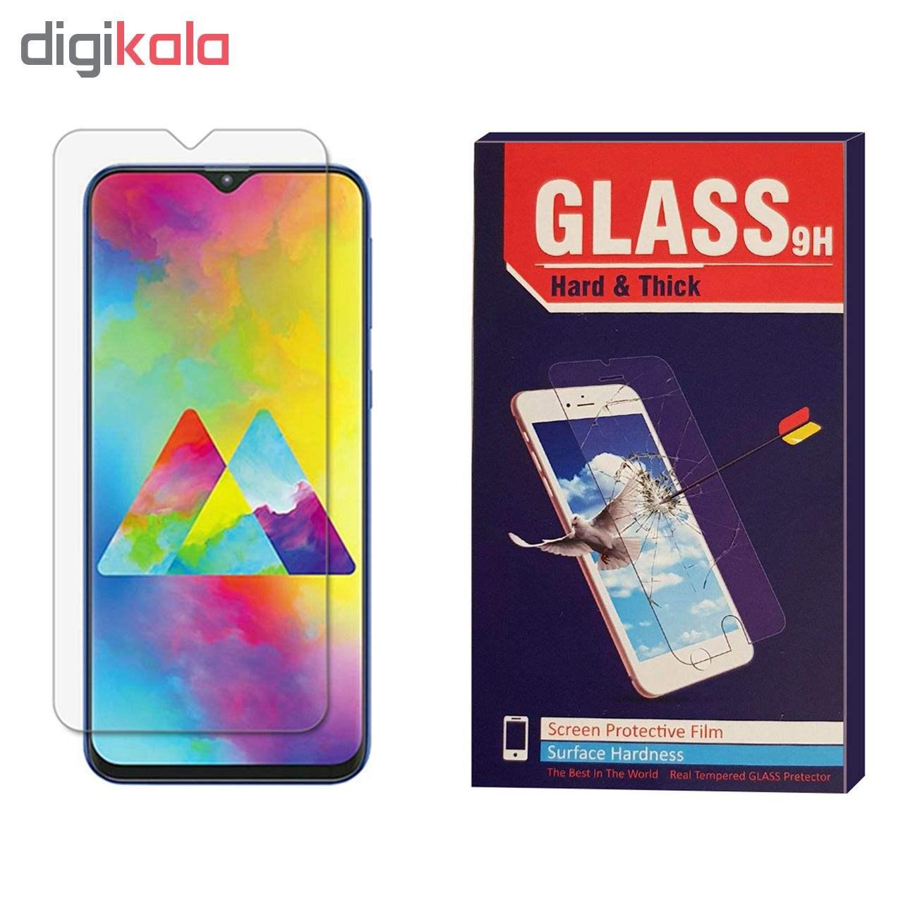 محافظ صفحه نمایش Hard and thick مدل F-001 مناسب برای گوشی موبایل سامسونگ Galaxy M20 main 1 1