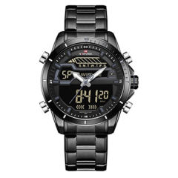 کد تخفیف                                      ساعت مچی عقربه ای مردانه نیوی فورس مدل NF9133M / ME-TO