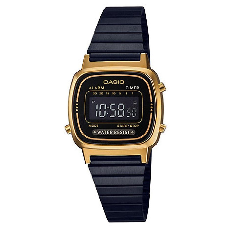 ساعت مچی دیجیتالی زنانه کاسیو مدل LA670WEGB-1BDF 8