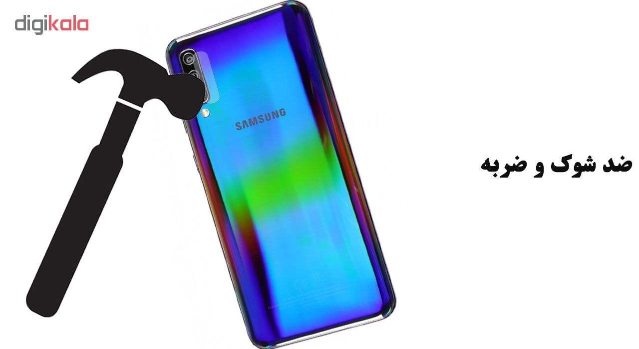 محافظ لنز دوربین هورس مدل UTF مناسب برای گوشی موبایل سامسونگ Galaxy A50 main 1 4