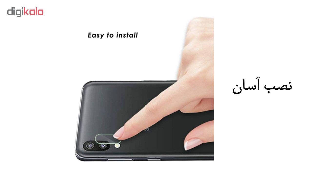 محافظ لنز دوربین هورس مدل UTF مناسب برای گوشی موبایل سامسونگ Galaxy M10 main 1 7