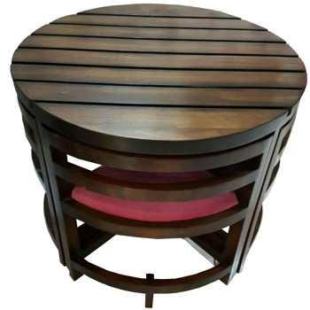 میز و صندلی ناهار خوری مدل sm13